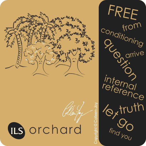 Be free of the orchard of life