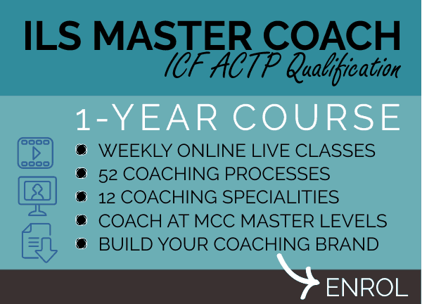 COURSE - ILS Master Coach Qualification