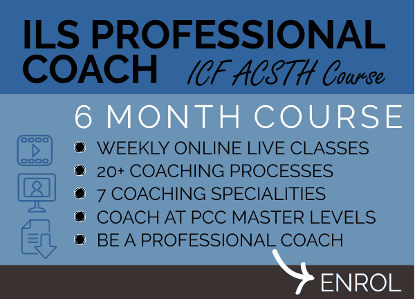 COURSE - ILS Professional Coach course