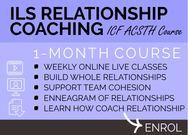 COURSE - ILS Relationship Coaching Course