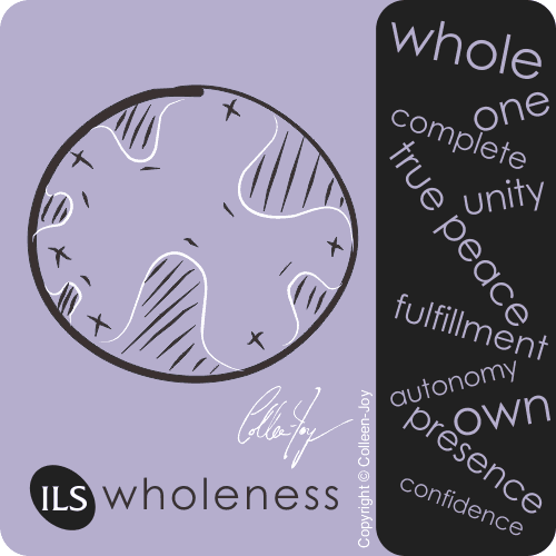 Help people to claim their wholeness