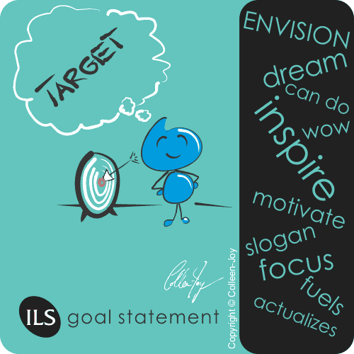 Create inspiring goal statements
