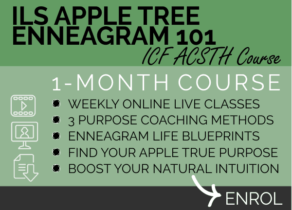 ILS APPLE TREE ENNEAGRAM 101 COURSE