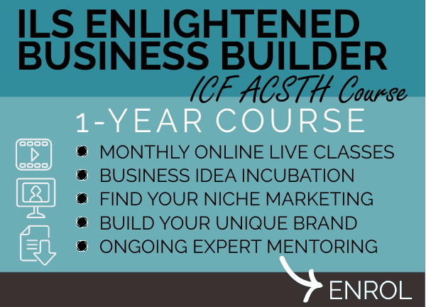 ILS ENLIGHTENED BUSINESS BUILDER COURSE