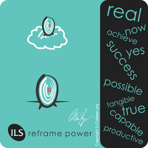 How to reframe from powerless to power