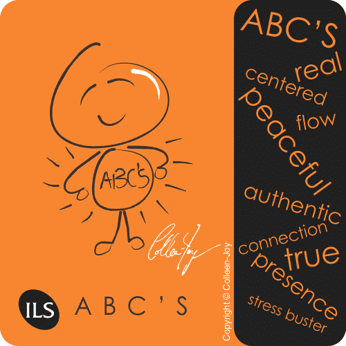 Learn the ABC's intuition centering method