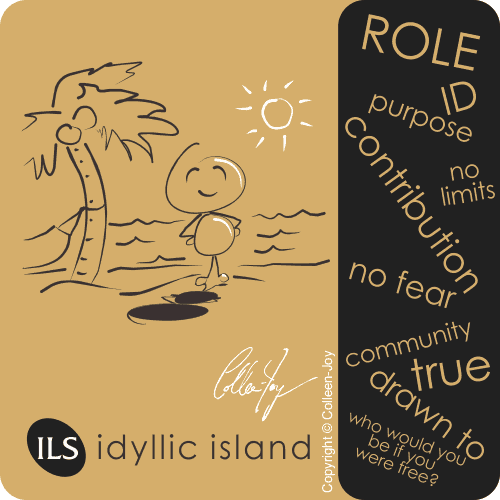 Idyllic Island purpose life coaching process