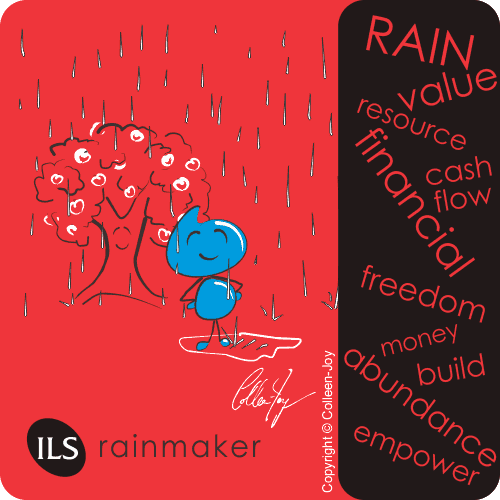 Become a rainmaker