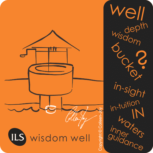 Learn the wisdom well process