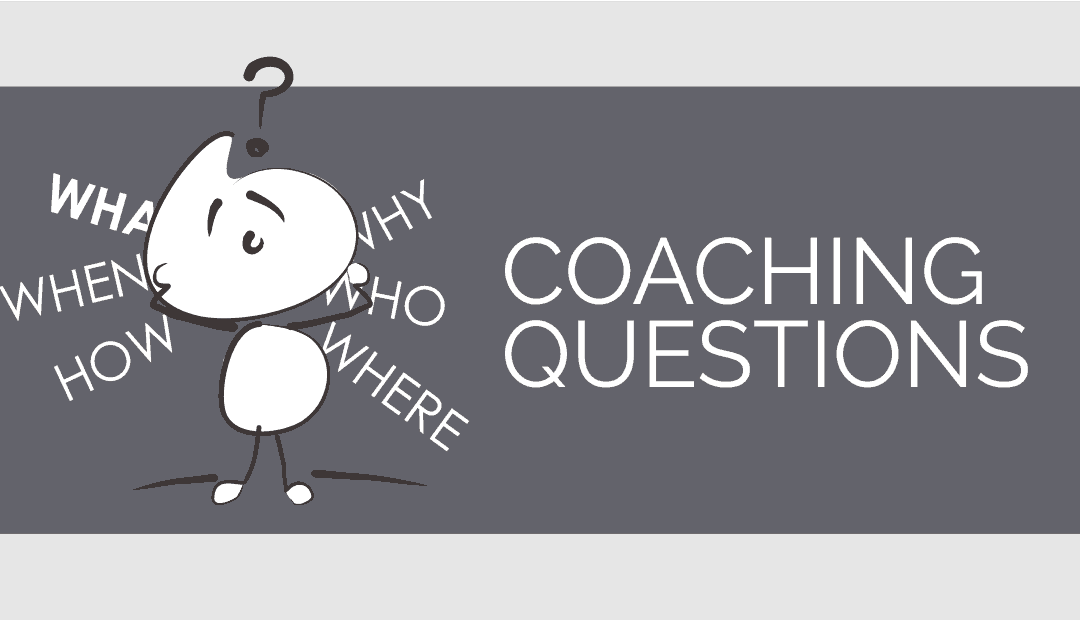 My top 20 Coaching Questions