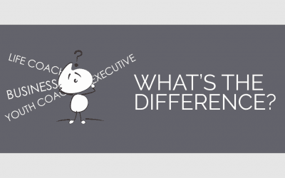 What's the difference between life coaching, executive, business?