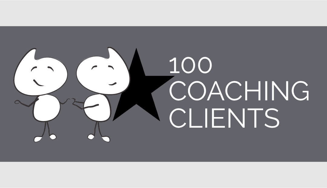 How to win your first 100 life coaching clients