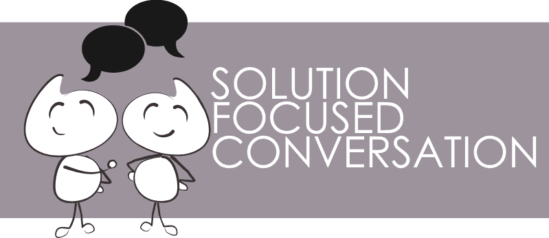 a solution focused conversation