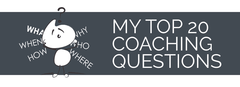 my top 20 life coaching questions