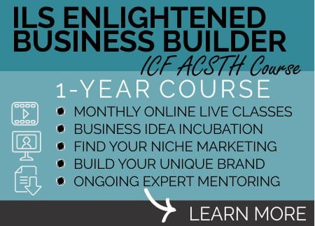 ILS ENLIGHTENED BUSINESS BUILDER COURSE learn more