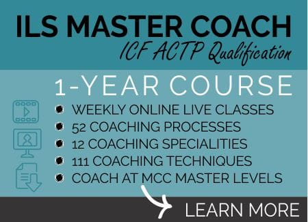 ILS MASTER COACH learn more