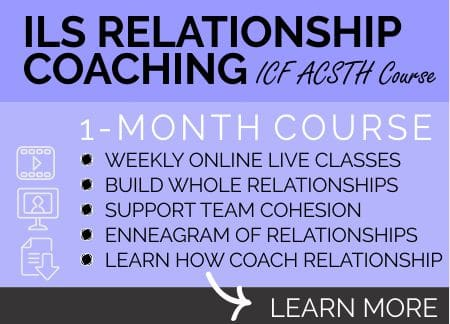 ILS RELATIONSHIP COACHING COURSE learn more