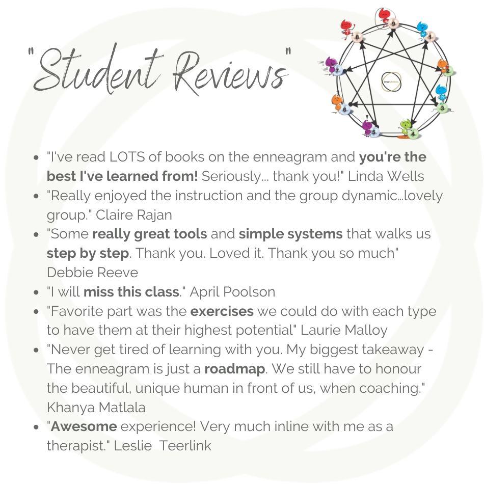 Enneagram Coach reviews