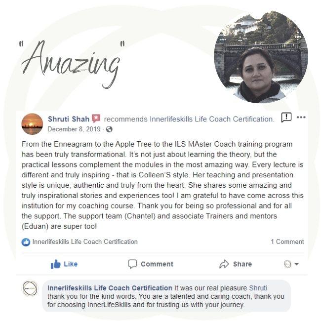 Master Life Coach Program review