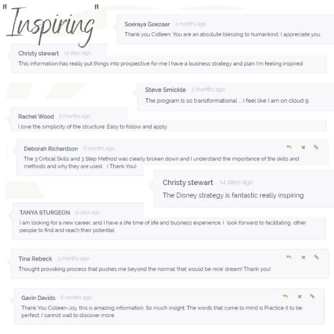 Reviews for online free life coach course