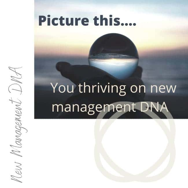 new management DNA