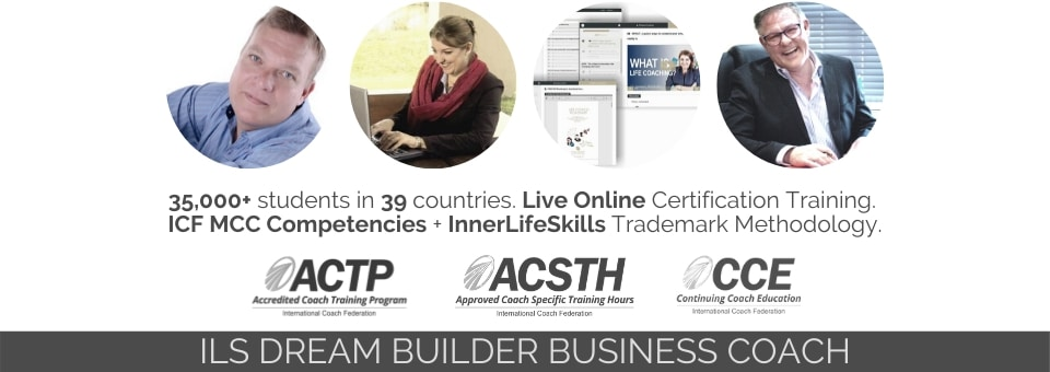 ILS DREAM BUILDER COACH ENROL