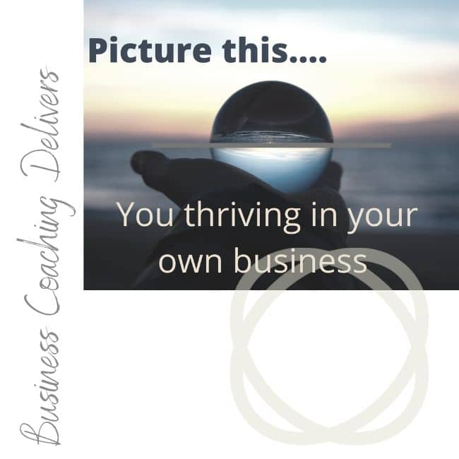 picture this you thriving in your business