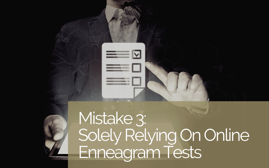 enneagram coach mistake three