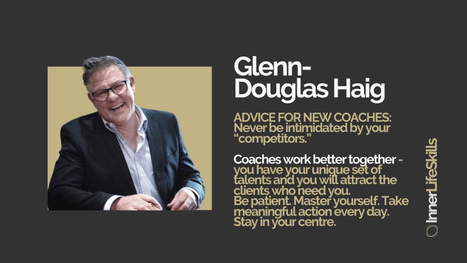 Glenn-Douglas Haig Information