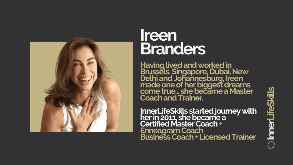 Ireen Branders Case Study