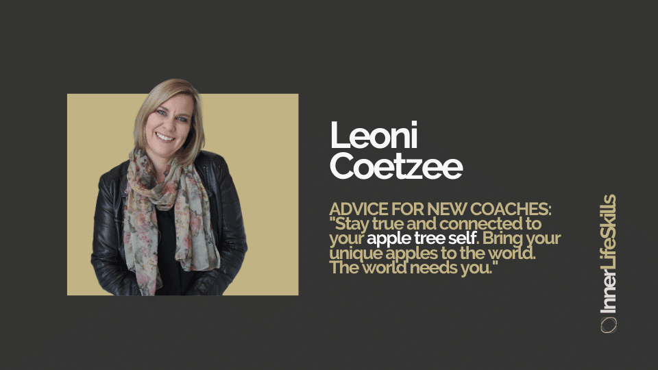 Leoni Coetzee case study bio and info