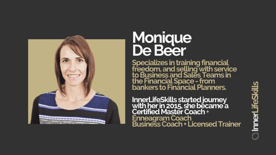 Monique De Beer Case Study