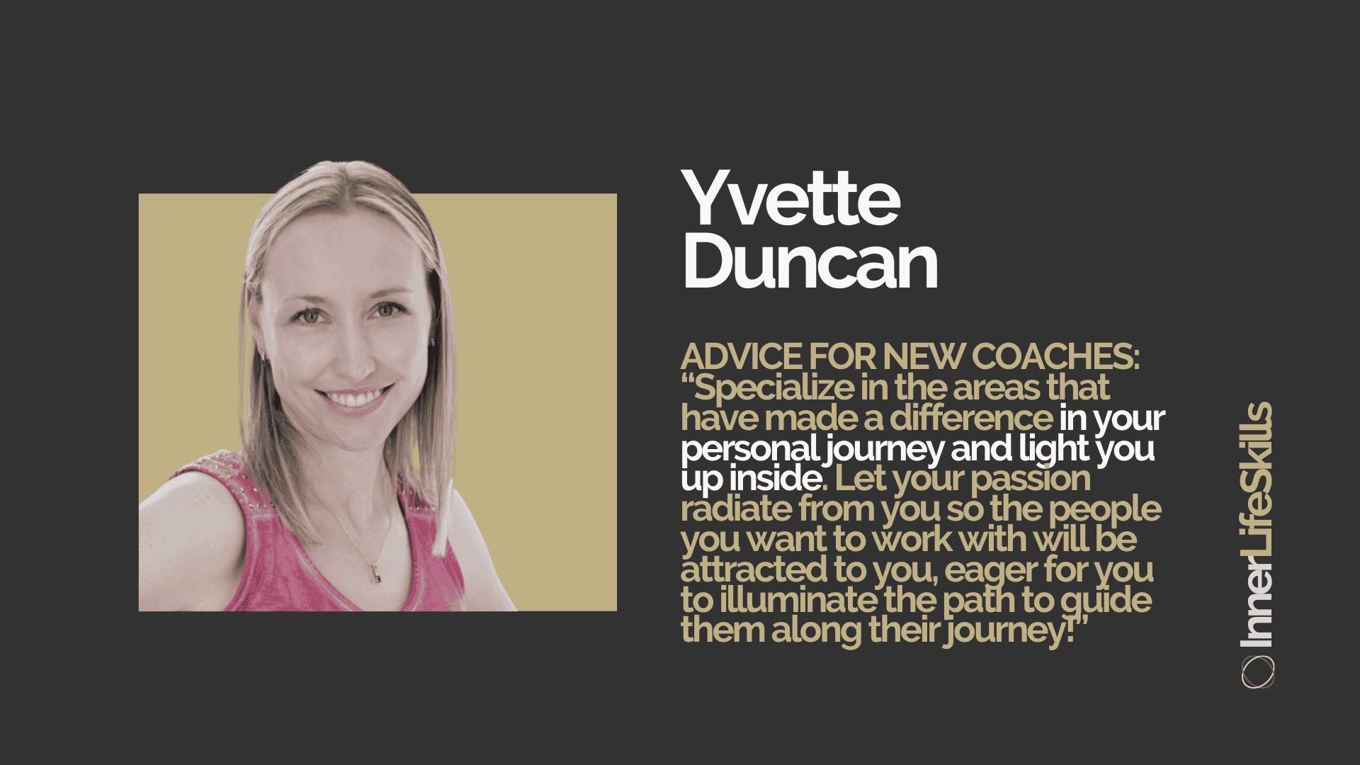 Yvette Duncan Case Study 4