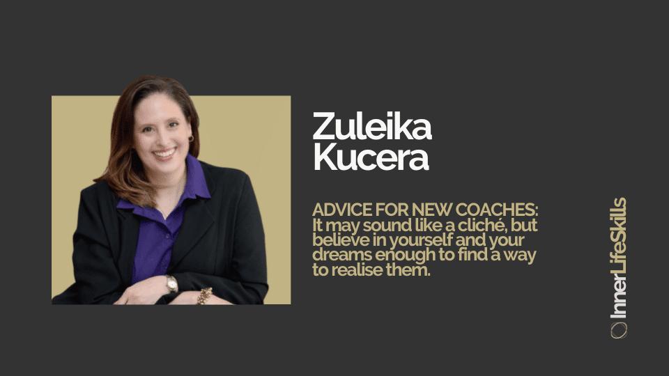 Zuleika Kucera case study bio info