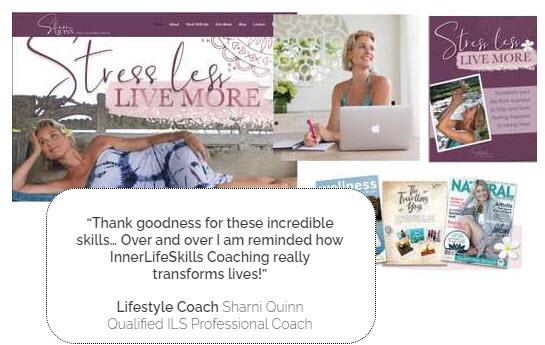 Life Coach Case Study Sharni